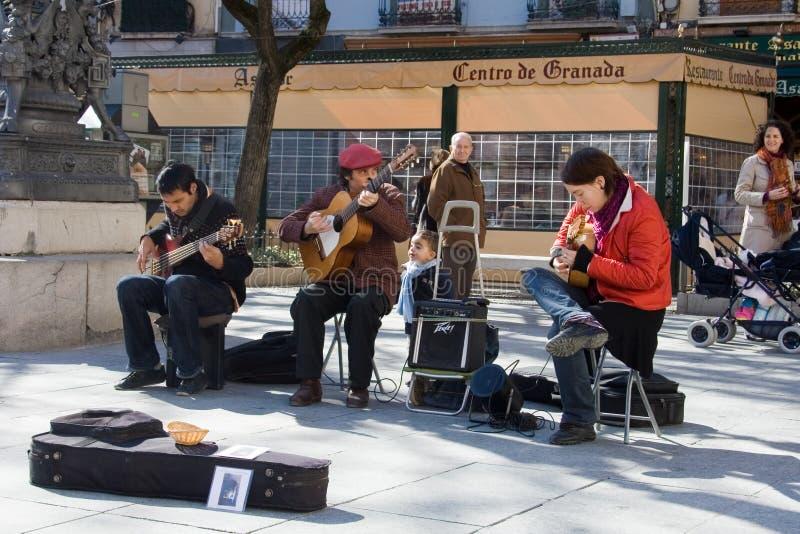 Spanish Guitarists Editorial Image