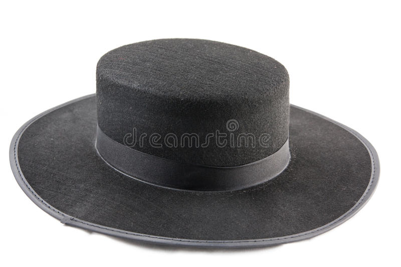 Download Spanish hat stock image. Image of accessory, head, sevillana - 23844089