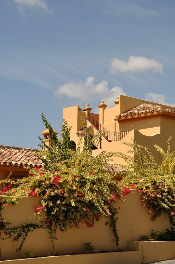 Free Spanish House Stock Images - 16609964