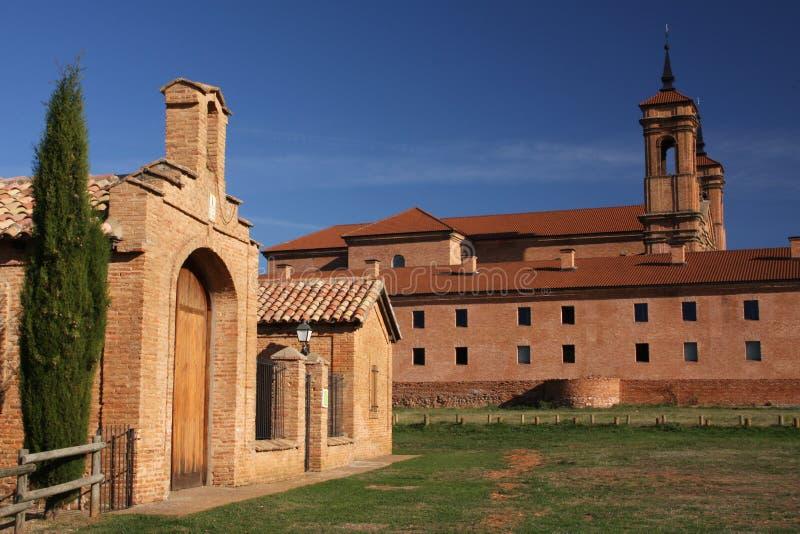Download Spanish monastery stock image. Image of castle, belief - 21439641