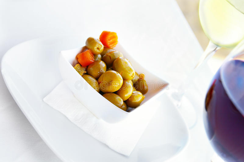 Download Spanish olives stock image. Image of spanish, spain, diet - 21713945