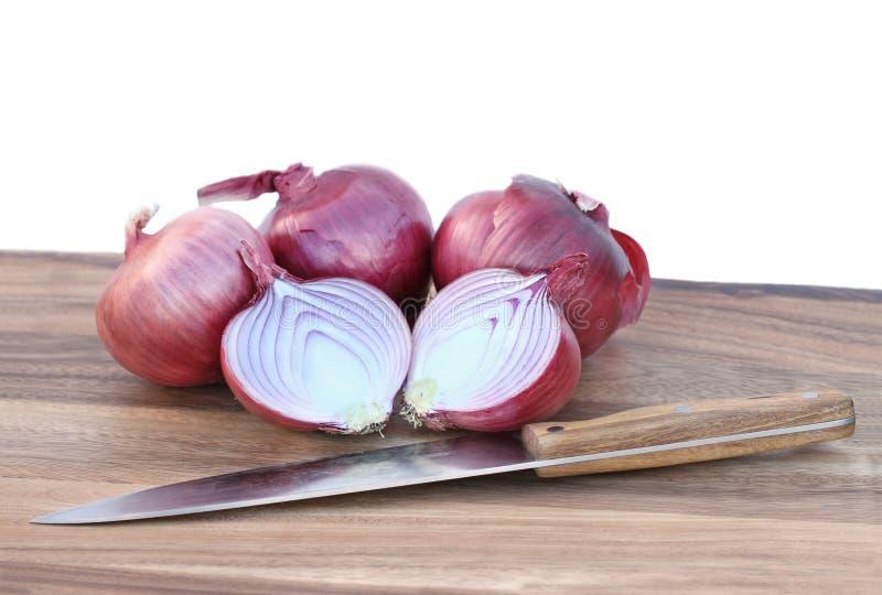 Spanish Onions Royalty Free Stock Image