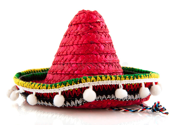 A sombrero is a Spanish custom.