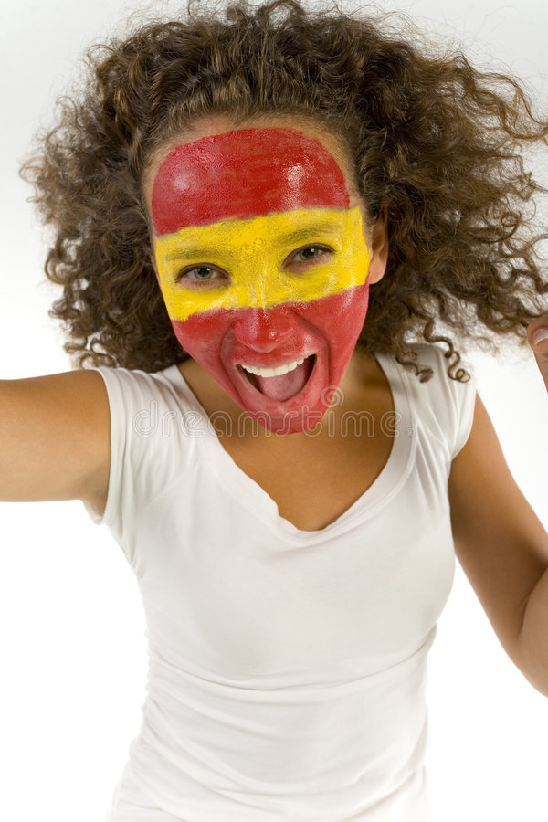 Download Spanish sports observer stock photo. Image of colors, contest - 3169718