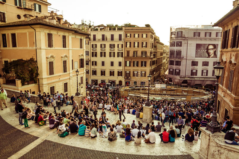 Download Rome Famous Place editorial stock image. Image of elegant - 35187719