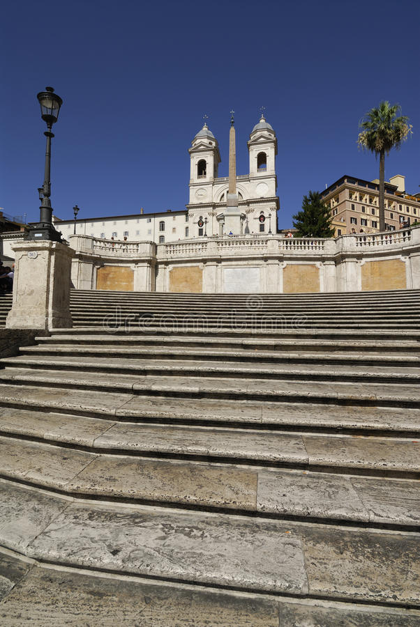 Download Spanish steps stock photo. Image of italy, spanish, rome - 10474146