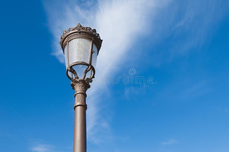 Download Spanish Streetlamp Royalty Free Stock Images - Image: 12838709