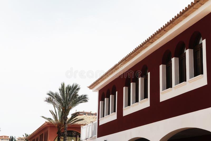 Spanish Style House Free Public Domain Cc0 Image