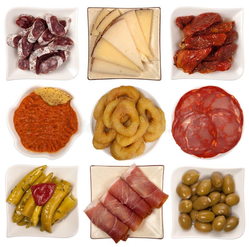 Download Spanish tapas stock photo. Image of fried, spanish, pork - 28605610