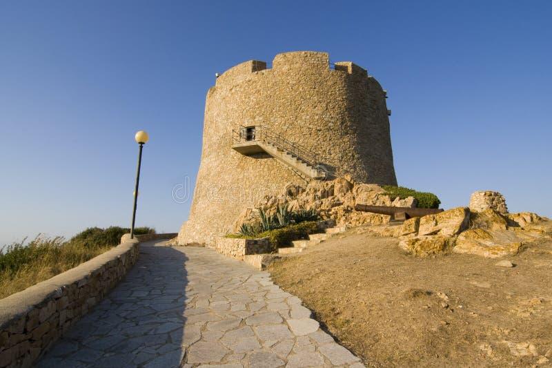 Download Spanish Tower Of St. Teresa, Sardinia, Italy Royalty Free Stock Photography - Image: 26793907