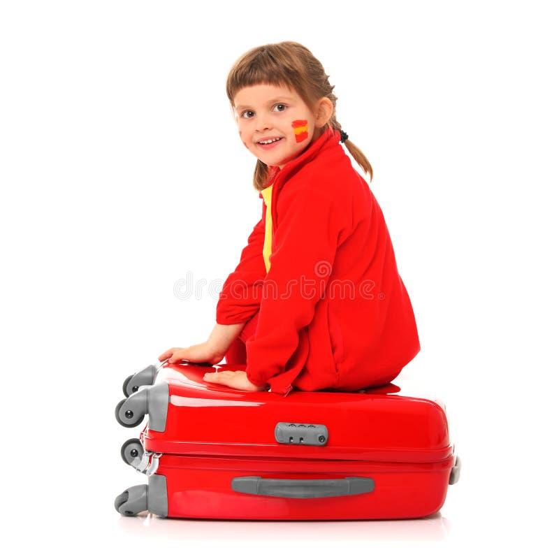 Spanish Traveller Stock Images