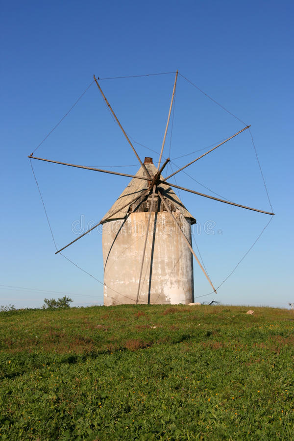 Download Spanish windmill stock image. Image of structure, typical - 14850907