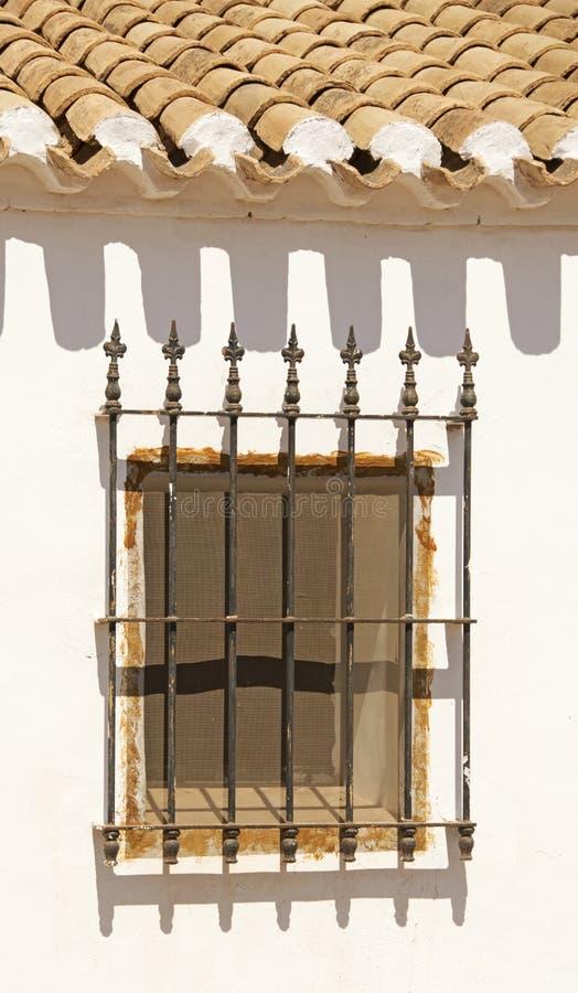 Free Spanish Window Royalty Free Stock Photos - 74877038