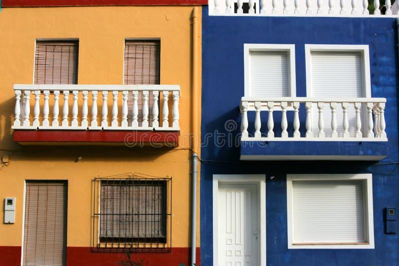 Spanje royalty-vrije stock fotografie
