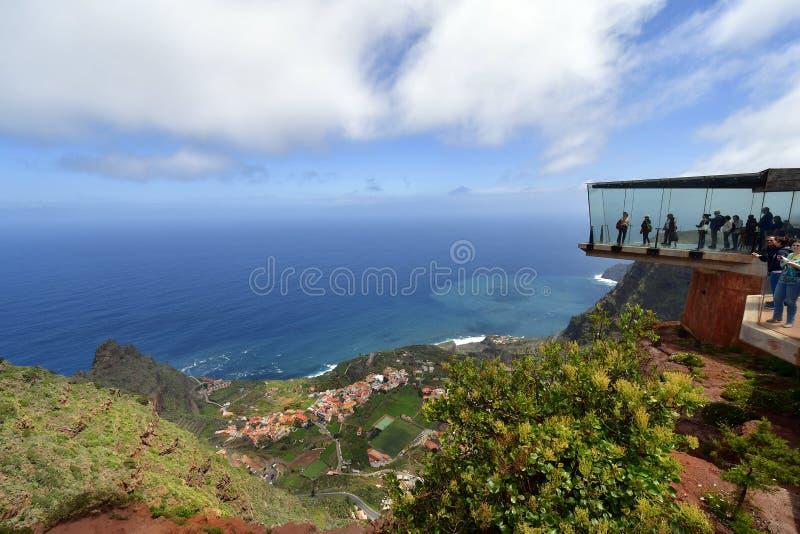 Spanje, Canarische Eilanden, La Gomera stock foto's