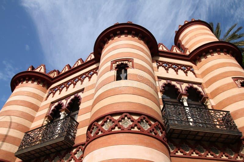 Spanje - Sevilla royalty-vrije stock afbeeldingen