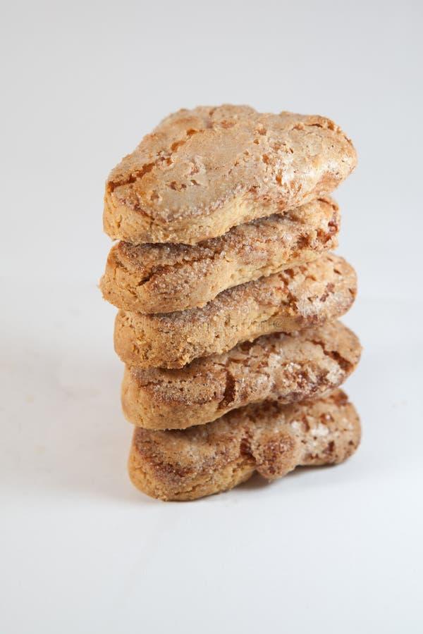 Spanjoren späcker sötsaker eller perrunillas royaltyfri bild
