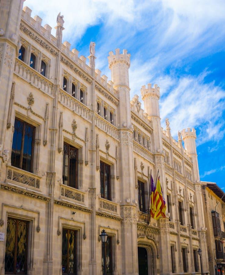 Spanjorslott royaltyfria bilder