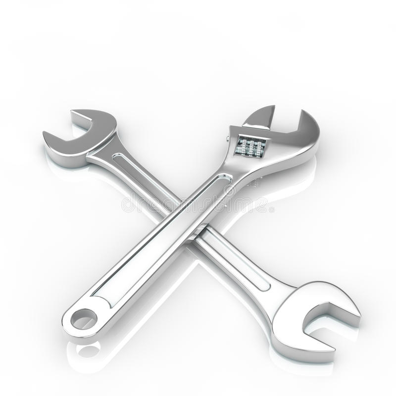 Download Spanner Royalty Free Stock Photography - Image: 33099557