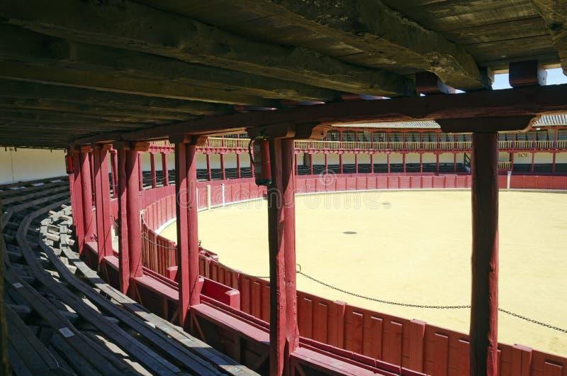 Spansk Arena royaltyfri foto