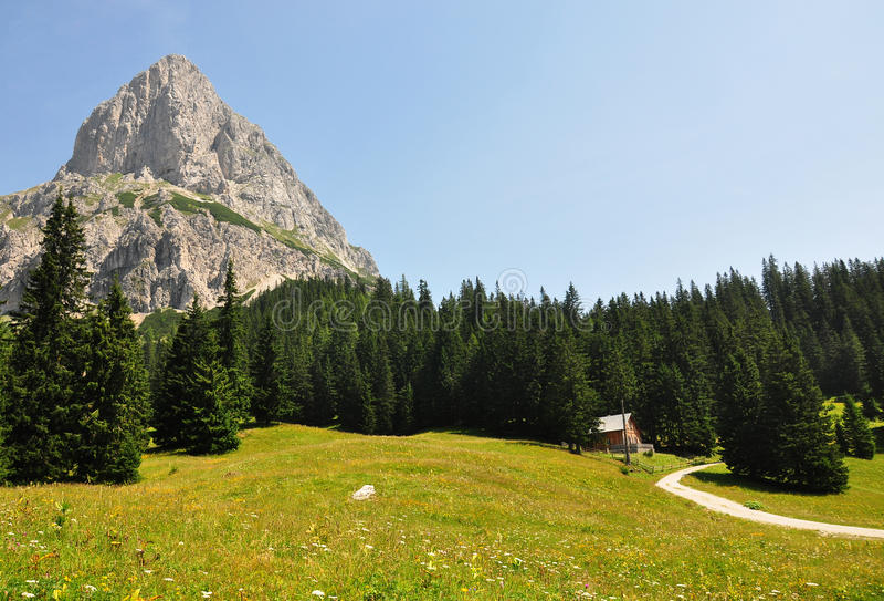 Sparafeld, Austria stock image