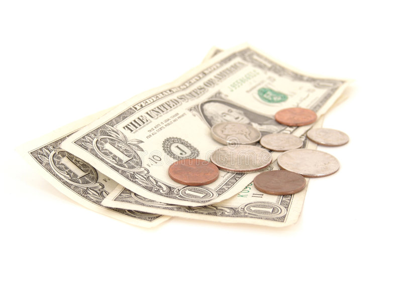 Download Spare change stock image. Image of coin, change, penny - 3836281