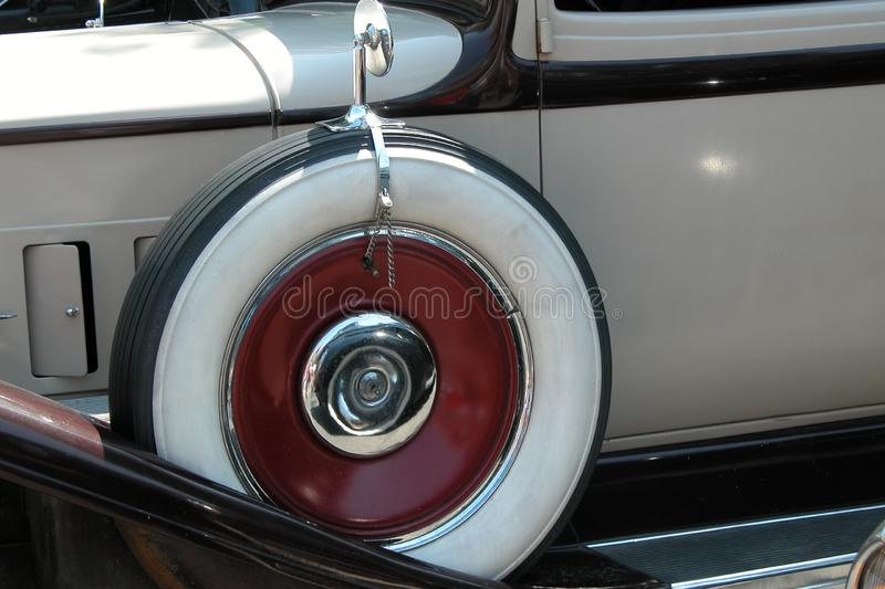 Download Spare Tire Cover stock image. Image of spare, cars, chrome - 13273