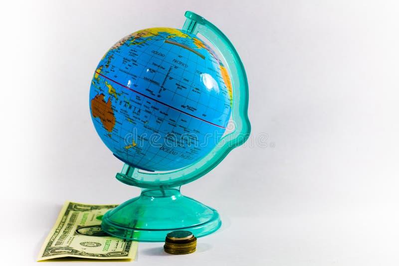 Sparen geld royalty-vrije stock foto