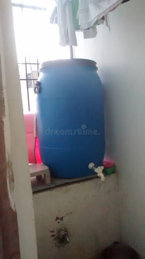 Sparen water stock foto