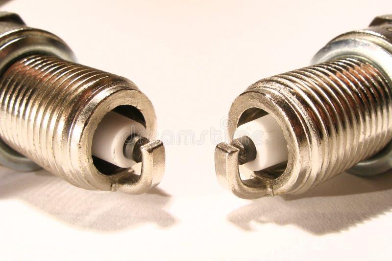 Spark. Engine car stock photography