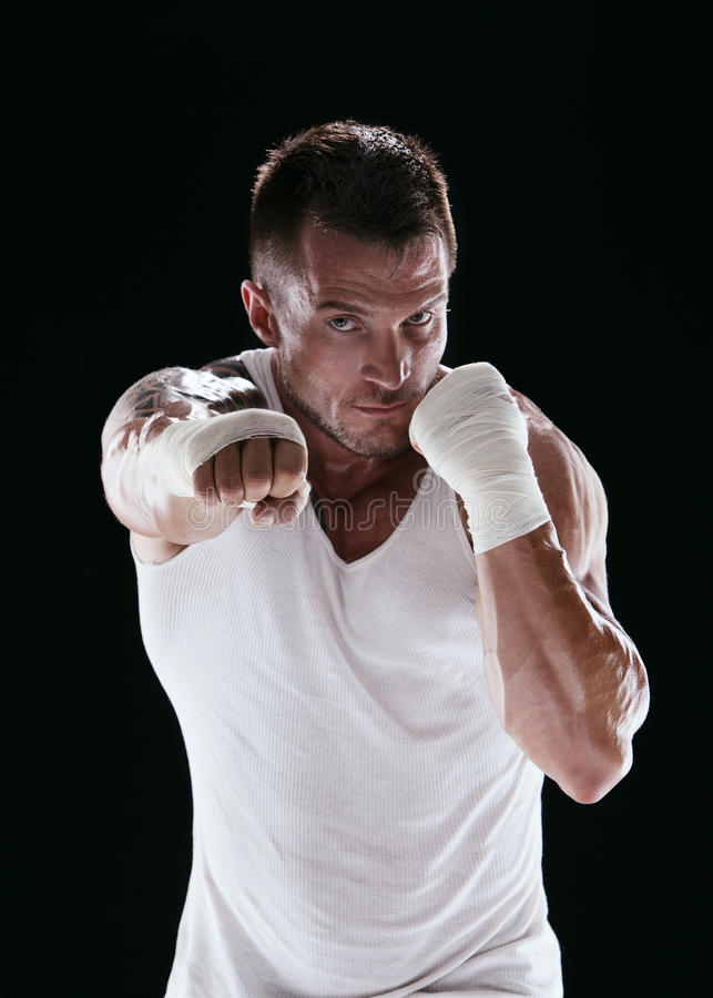 Spark-boxare arkivfoto