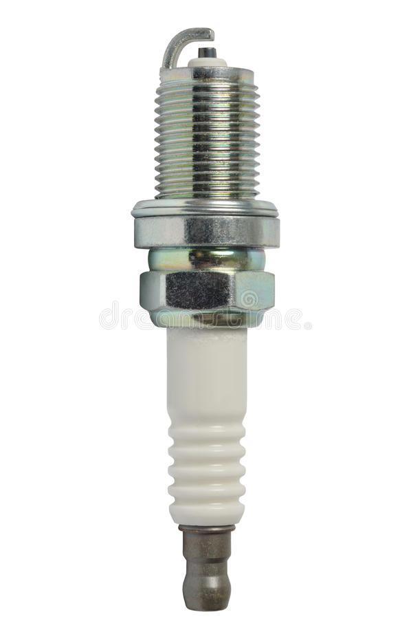Download Spark Plug stock photo. Image of ignition, sparking, white - 13821718