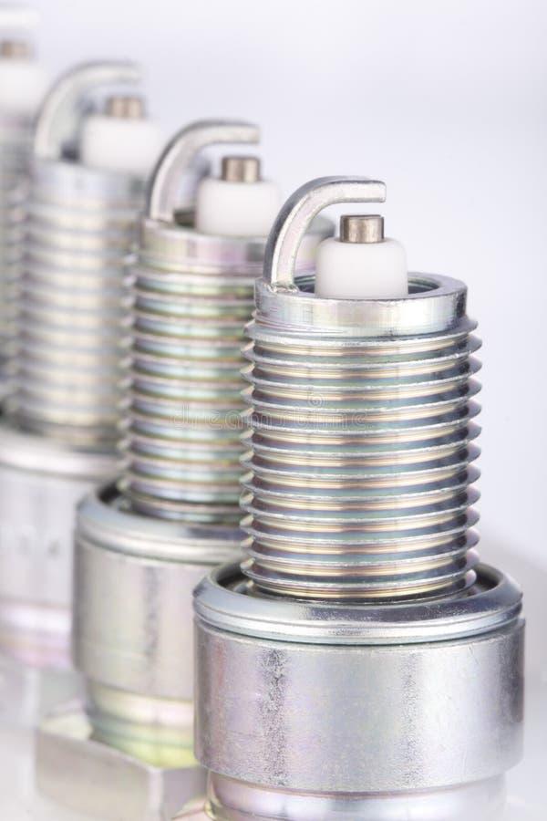 Spark plug stock photos