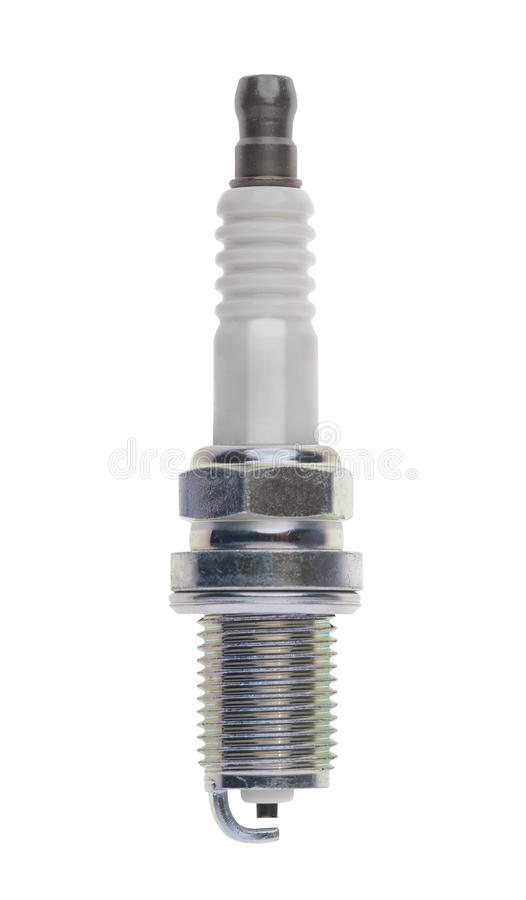 Download Spark plug, isolated stock photo. Image of equipment - 24884970