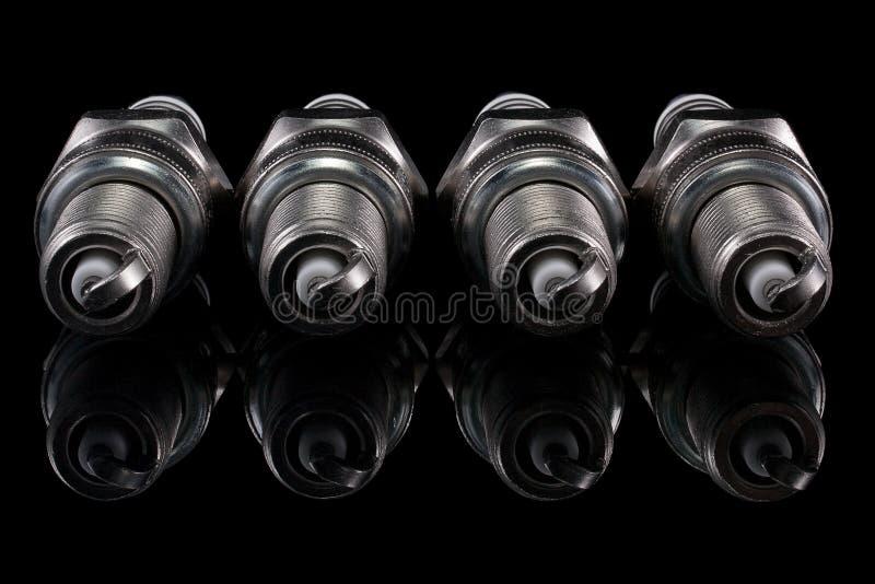 Spark Plugs Royalty Free Stock Photo