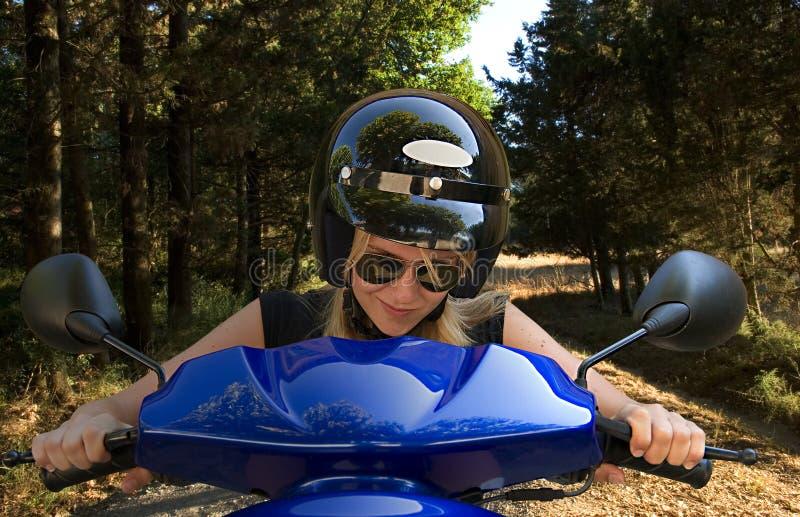 sparkcykel 2 fotografering för bildbyråer