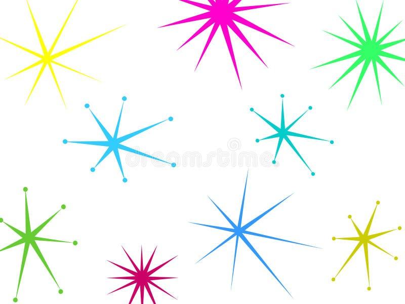 Sparkle stock illustration