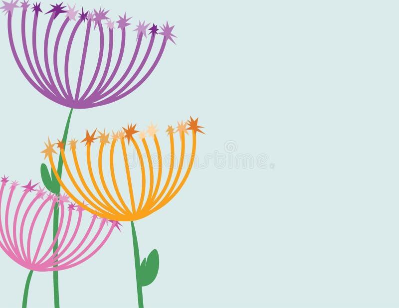 Download Sparkle Flowers stock vector. Illustration of illustration - 13254786