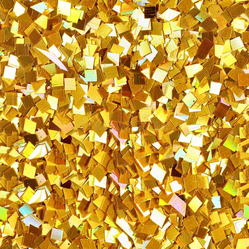 Sparkle glittering background. Seamless square texture. Tile rea. Dy stock image