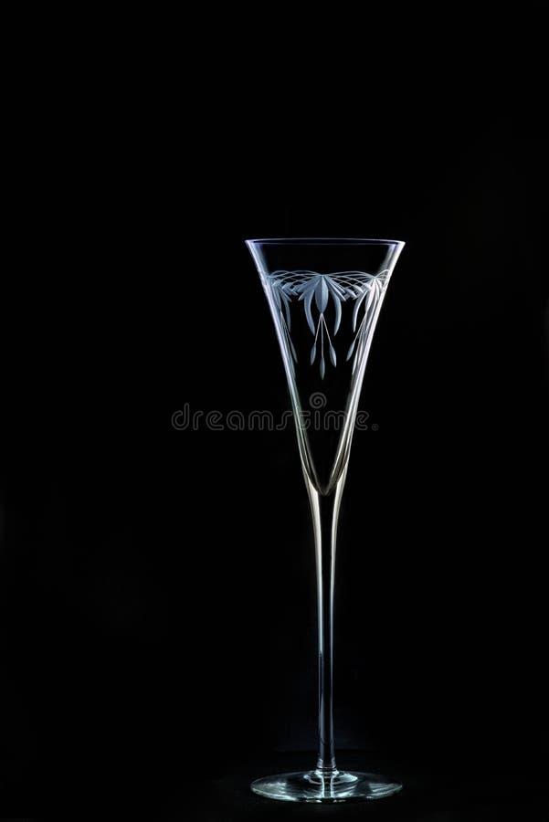 Sparkle wine stock image