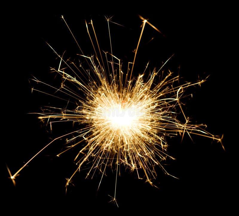 sparkler arkivfoton