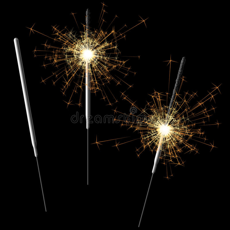Free Sparkler Stock Images - 11907244