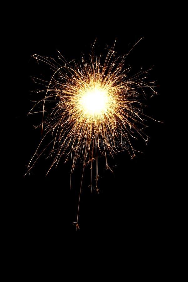 Download Sparkler stock photo. Image of explode, bomb, macro, black - 12716932
