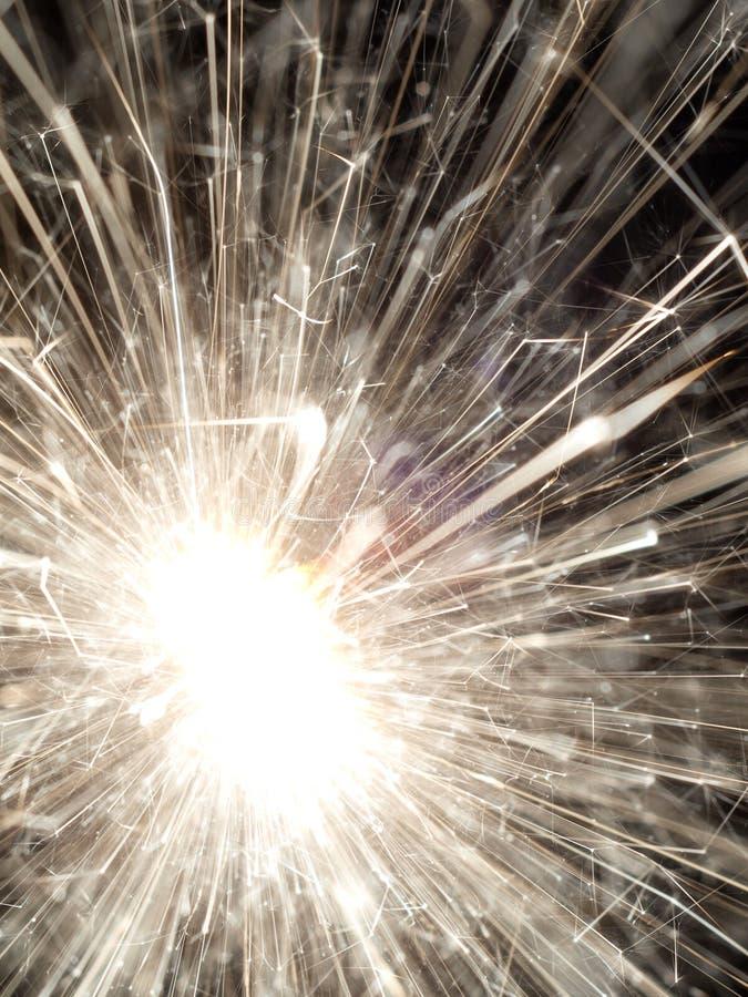 Sparkler imagen de archivo