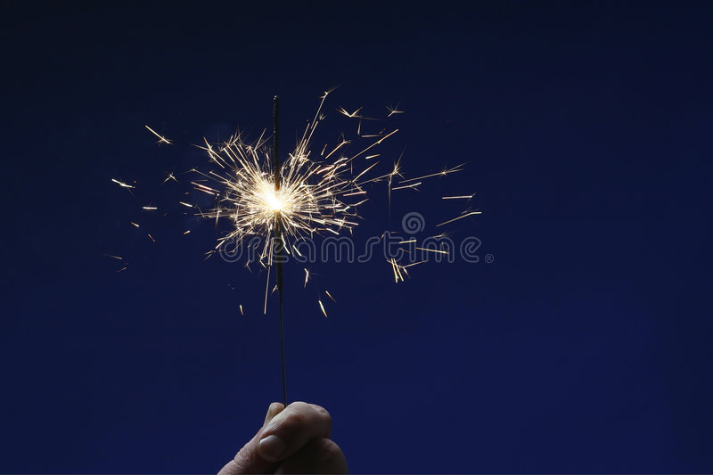 Download Sparkler 4 stock photo. Image of indian, year, vacation - 1688242