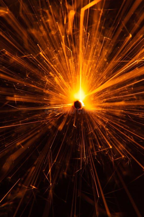 sparkler arkivfoto