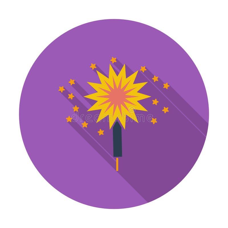 sparkler libre illustration
