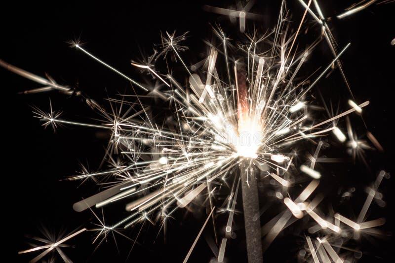 sparkler fotografering för bildbyråer