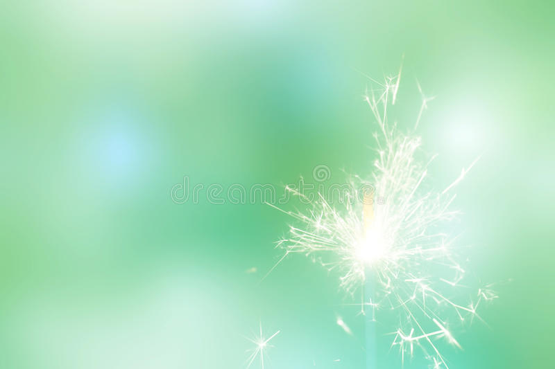 Sparkler blurred background soft abstract stock photography