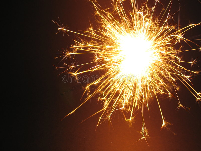 Download Sparkler II stock image. Image of years, fire, party, sparkler - 15657